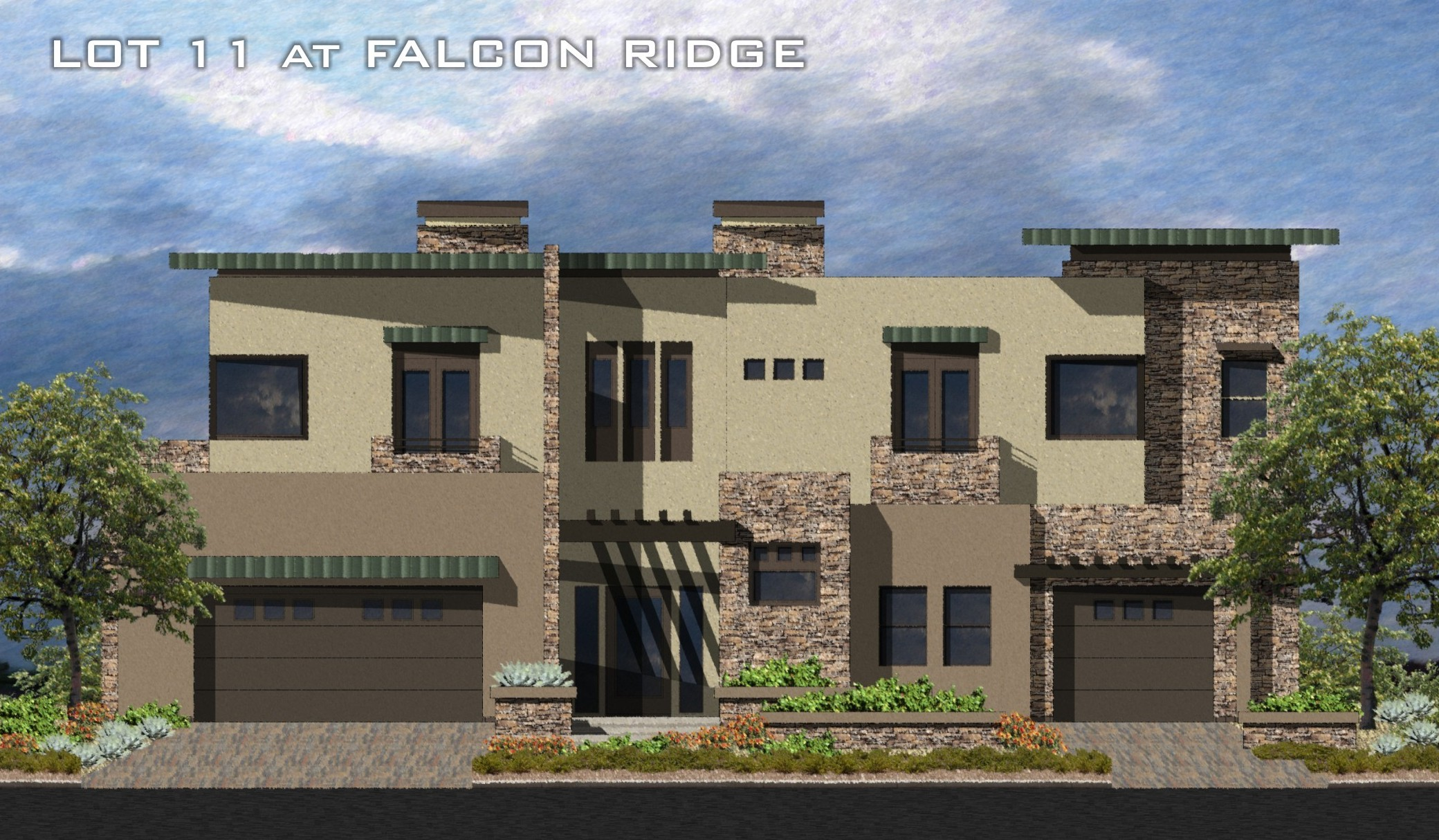 2d Front Elevation For Residential : D elevations scott residential design